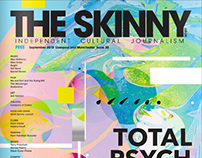 The Skinny Front Cover