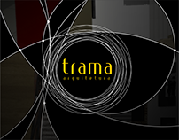 Trama Arquitetura - Website 2010