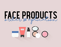 Face Products by Rosshanna Bracho