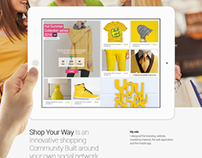 Shop Your Way Web