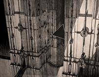 Sacral Structure [intaglio]