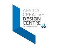 Aesica Artwork Studio Logo