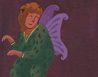 A Midsummer Night's Dream book cover