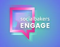 Socialbakers Engage Rebrand
