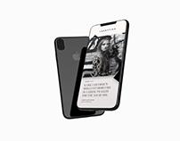 Luxottica Branding &Web Concept