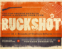 BUCKSHOT - Vector Type Effects