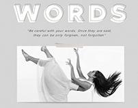 Words! - كلمات
