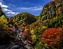 Landscape Photography of Oita Japan #04