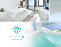Sophia Luxury Suites Website