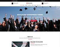 University Web UI