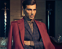 The Man Editorial Oct Issue