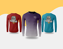 T-shirt Mockup (Thermal Shirts) Men / Women