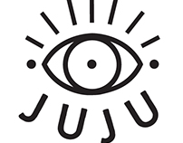 Identity Design and Sign painting for Juju