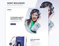Sony Walkman 1979