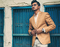 The Mustard Jacket Feat. Anudeep