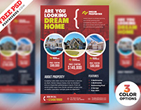 Download Real Estate Flyer Templates PSD