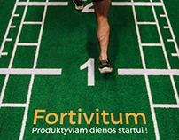 "Product Photoshoot ""Fortivitum"""