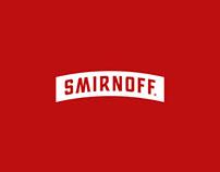 Smirnoff Brand Identity