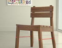 Hashi Chair 2015
