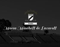 María Mincheff de Lazaroff - Danubio Fútbol Club