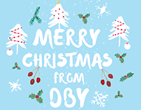 Merry Christmas from DBY