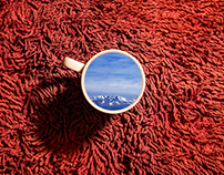 LANDSCAPES IN A CUP
