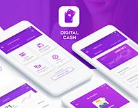Digital Cash App