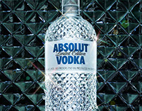 Absolut Vodka, Glam is Now