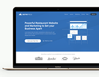 Design for Smart Restaurant Marketing Services