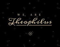 Studio Theophilus — Branding and website