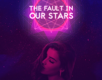 The fault in our stars | Poster