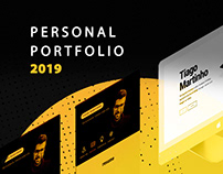 Personal Portfolio Website 2019