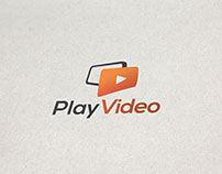 Play Video | Logo Template