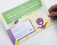 vrijetijdskalender Brede School Vorst & Sint-Gillis