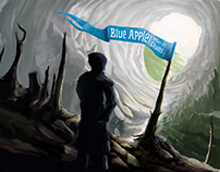 Album Miles in Chains by Blue Apple jazz band