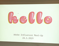 Adobe Influencer MeetUp 2019 Düsseldorf