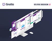 Gnatta UX/UI Design