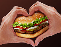 Burger King / MediaCat Lovemarks