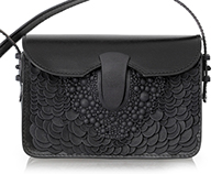 Barracuda Chimera pattern for Fierce Forms clutch bag