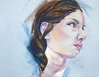 Portrait of Korin