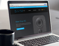 ONYX | Branding, Web & Package Design