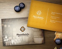 Logotipo Macadamia