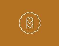 Doces Maria's - Logotipo e Identidade Visual 2017