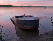 The Boat. CGI