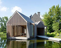 Refuge by Wim Goes Architectuur