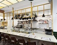 Kotelok Mussels Bar (Odessa, Ukraine)