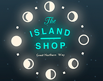 CMS The Island Shop Shopping Website