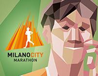 Milano City Marathon - Poster Contest 2013