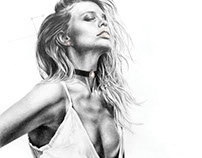 Samantha Wills x MOCHA Live Drawing 2016