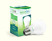 Ecoon LED Bulb Packaging